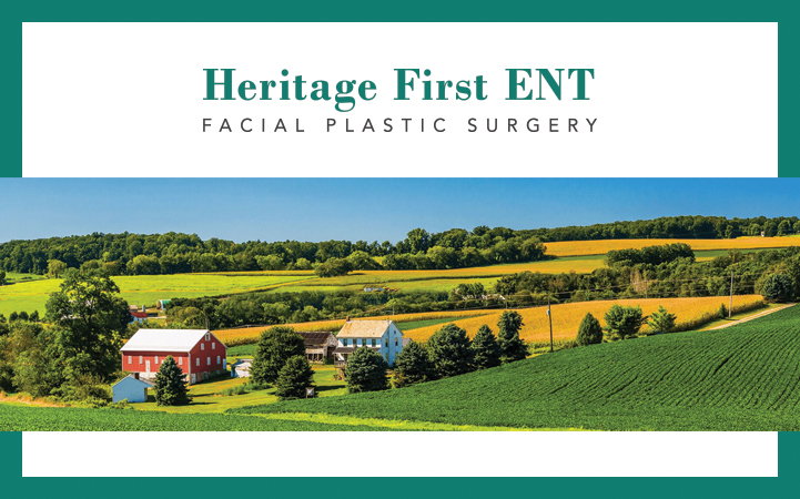 HERITAGE FIRST EAR, NOSE & THROAT