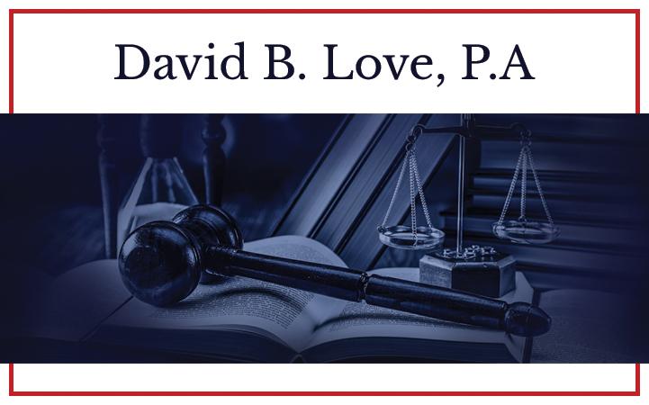 DAVID B LOVE, P.A.
