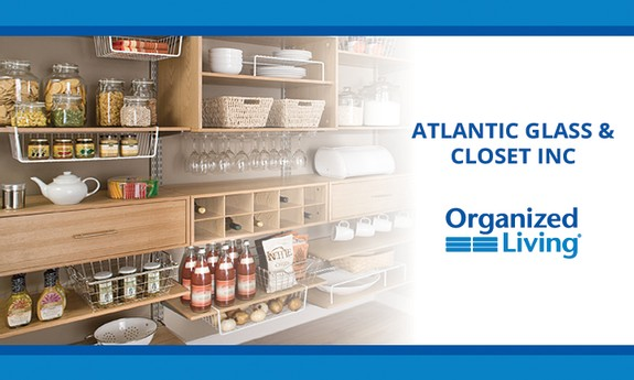 ATLANTIC GLASS & CLOSET