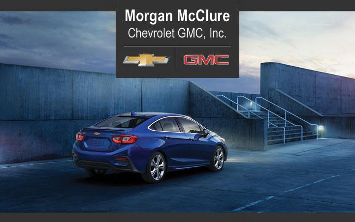 MORGAN MCCLURE CHEVROLET GMC, INC.