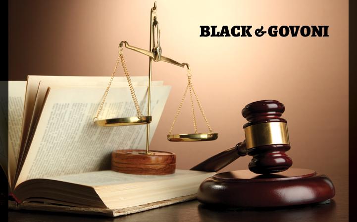 BLACK & GOVONI