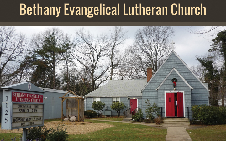 BETHANY EVANGELICAL LUTHERAN CHURCH