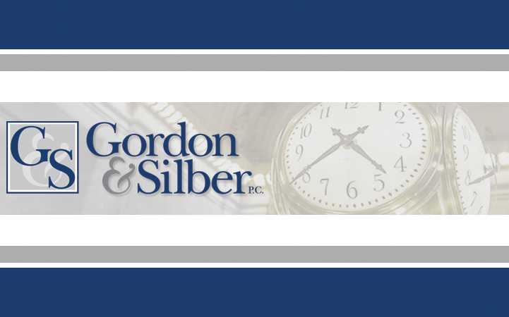 GORDON & SILBER P.C.