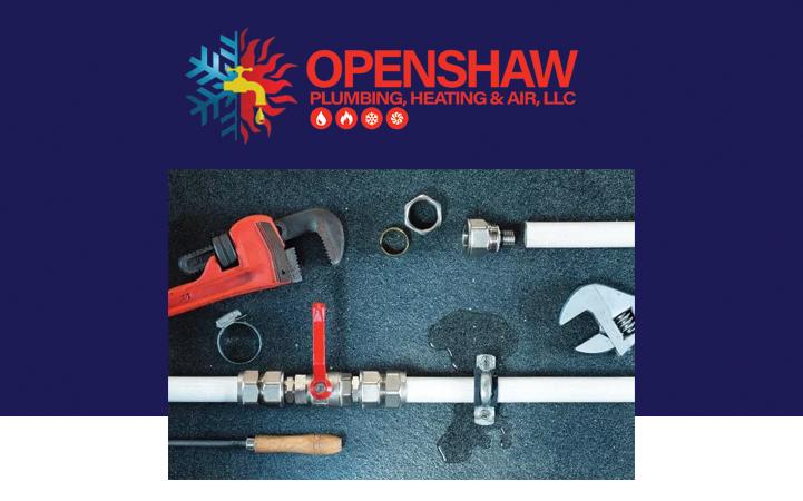 OPENSHAW PLUMBING, HEATING & AIR, LLC