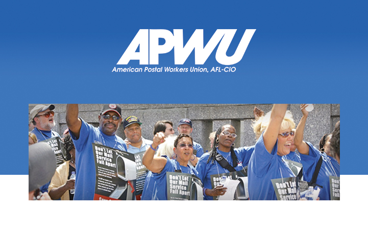 AMERICAN POSTAL WORKERS UNION