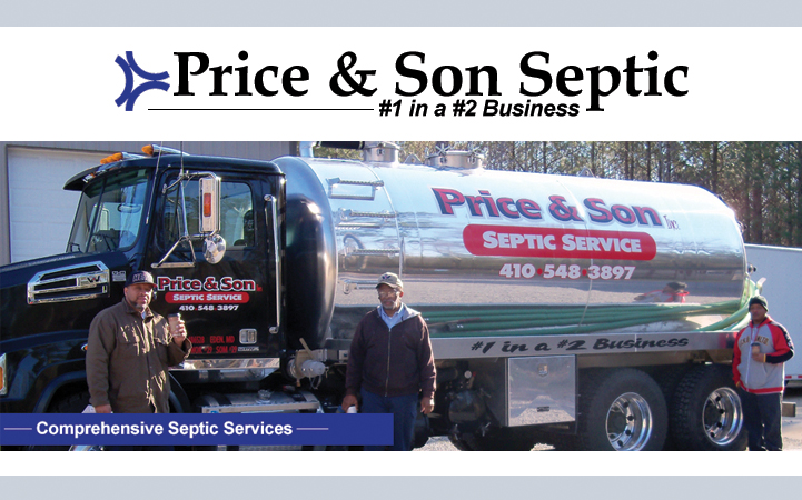 PRICE & SON SEPTIC SERVICE