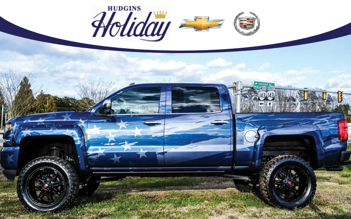 HOLIDAY CHEVROLET-CADILLAC INC