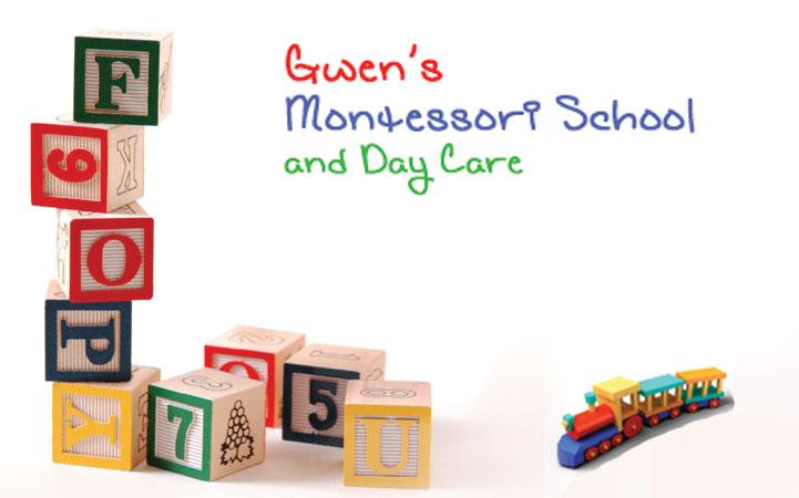 GWEN'S DAYCARE & MONTESSORI SCHOOL, INC.
