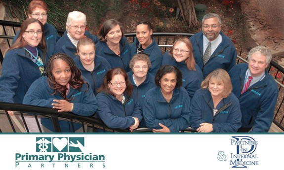 PRIMARY PHYSICIAN PARTNERS