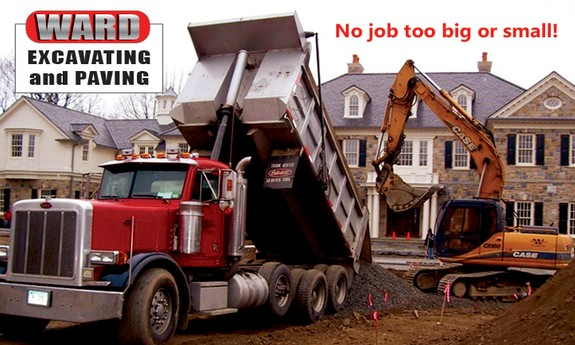 WARD EXCAVATING & PAVING, INC