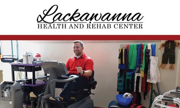 LACKAWANNA HEALTH & REHABILITATION CENTER