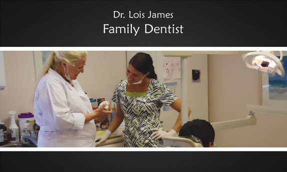 LOIS JAMES, DDS FAMILY DENTISTRY