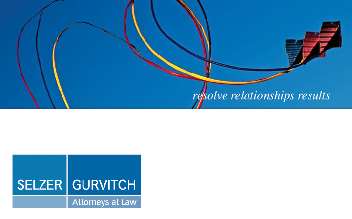 SELZER & GURVITCH - ATTORNEYS AT LAW