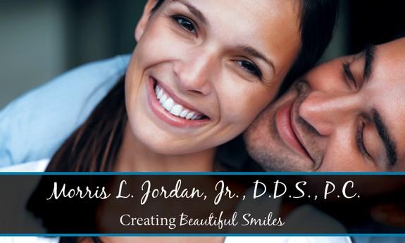MORRIS L. JORDAN JR., DDS