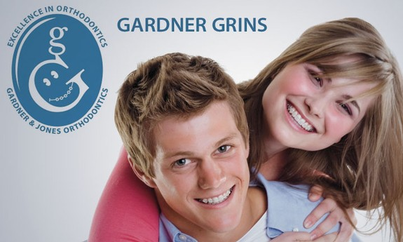 GARDNER GRINS