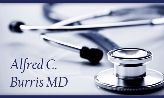ALFRED C. BURRIS, MD - MEDSTAR WASHINGTON HOSPITAL