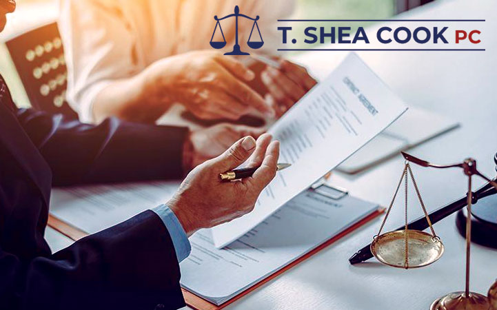 T. SHEA COOK LAW OFFICE