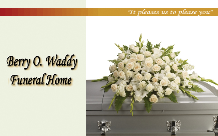 BERRY O. WADDY FUNERAL HOME