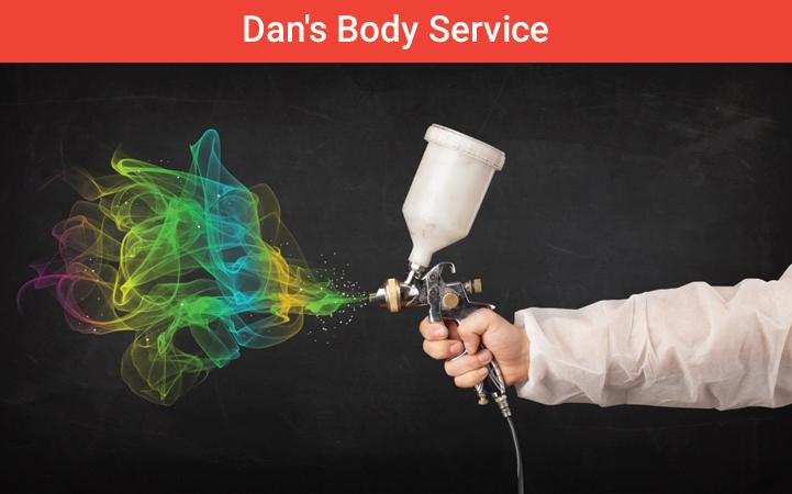 DAN'S BODY SERVICE