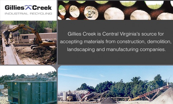 GILLIES CREEK RECYCLING