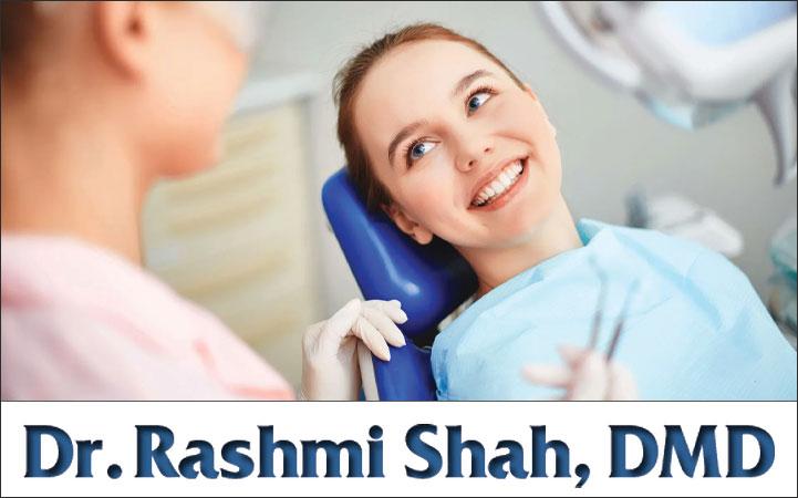 DR. RASHMI SHAH, DMD