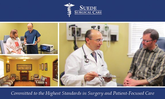 SUEDE SURGICAL CARE - DR. MAHER SUEDE