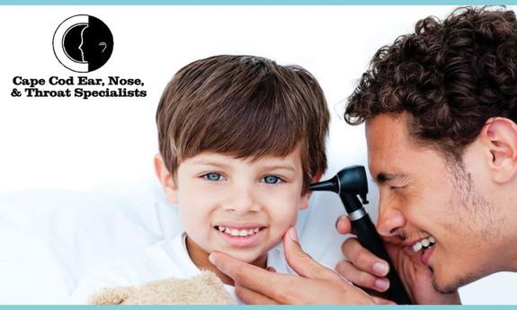CAPE COD EAR, NOSE & THROAT