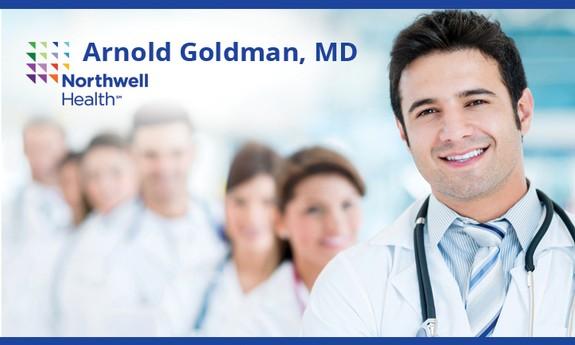 ARNOLD GOLDMAN, MD