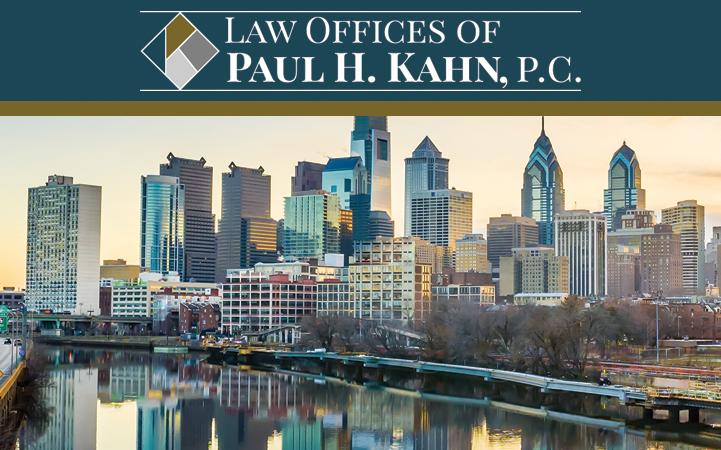 LAW OFFICES OF PAUL H. KAHN, P.C.
