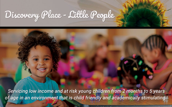 DISCOVERY PLACE PRE-SCHOOL