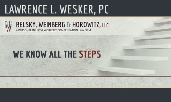 THE LAW OFFICE OF LAWRENCE L. WESKER, PC