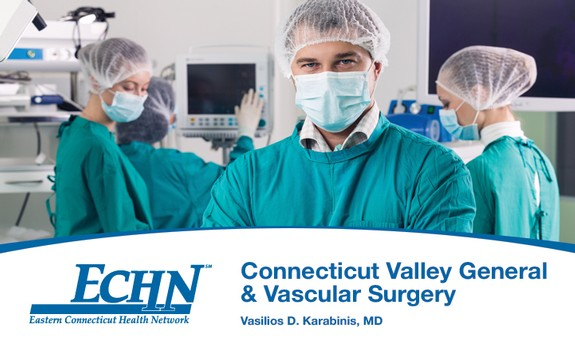CVGV SURGICAL ASSOCIATES - VASILIOS KARABINIS, MD