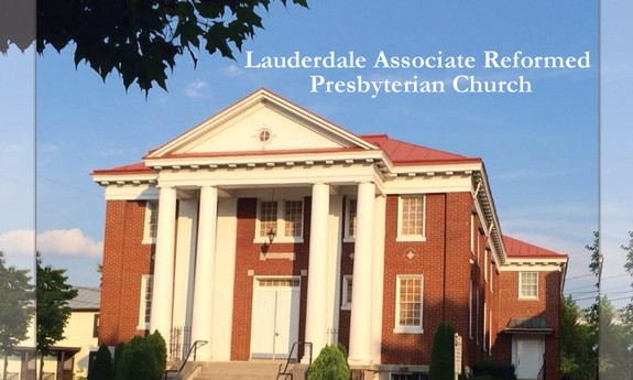 LAUDERDALE AR PRESBYTERIAN CHURCH