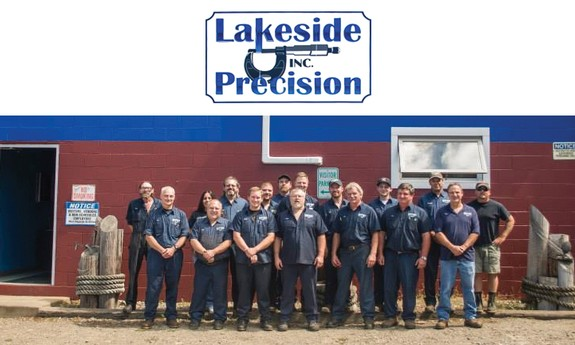 LAKESIDE PRECISION, INC.