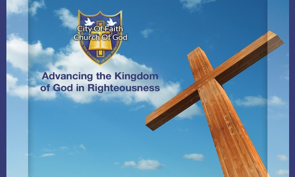 CITY OF FAITH CHURCH OF GOD MINISTRIES