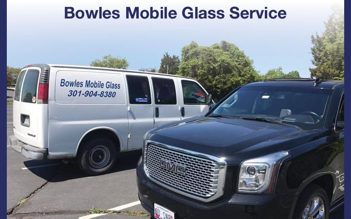 BOWLES MOBILE GLASS SERVICE