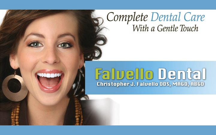 CHRISTOPHER FALVELLO, DDS, MAGD, ABGD