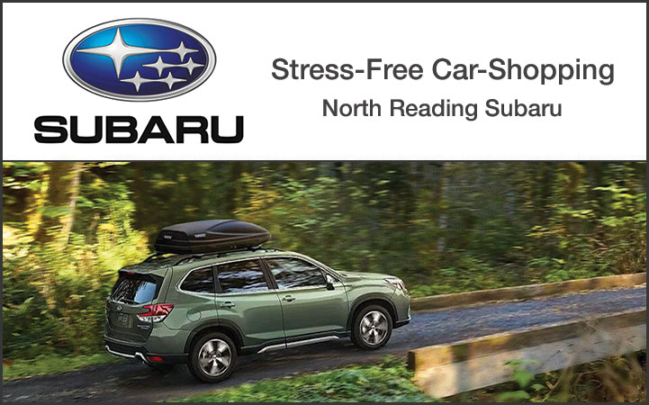 NORTH READING SUBARU