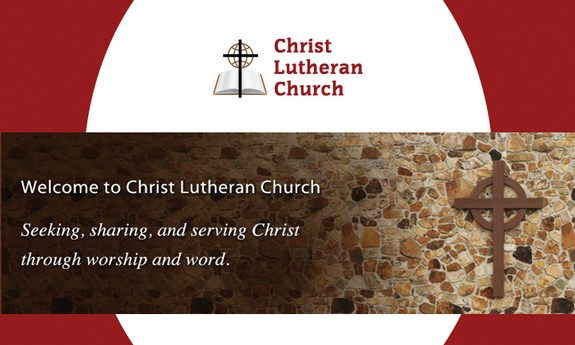 CHRIST LUTHERAN CHURCH