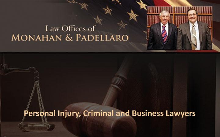 MONAHAN & PADELLARO LAW OFFICE
