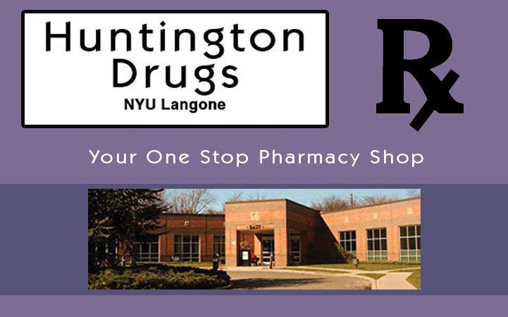 HUNTINGTON DRUGS