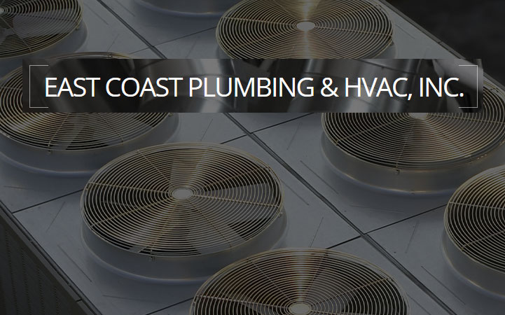 EAST COAST PLUMBING & HVAC INC