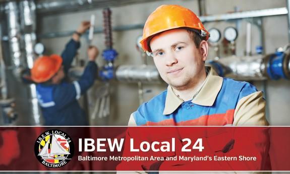 IBEW LOCAL UNION 24