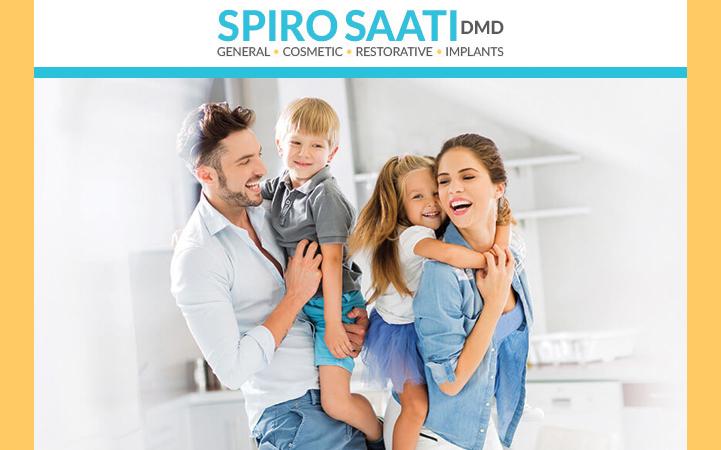 SPIRO SAATI, DMD