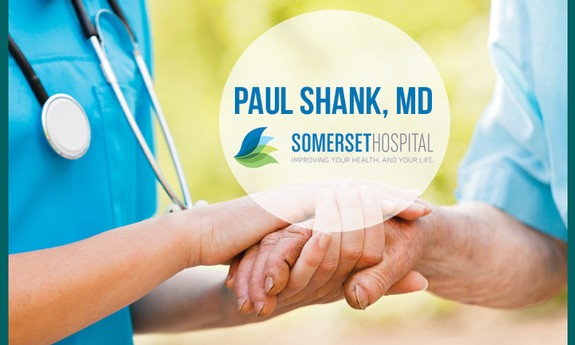 PAUL W. SHANK, MD