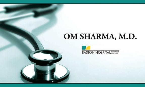 OM P. SHARMA, MD