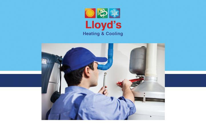 LLOYD'S HEATING & COOLING, LLC