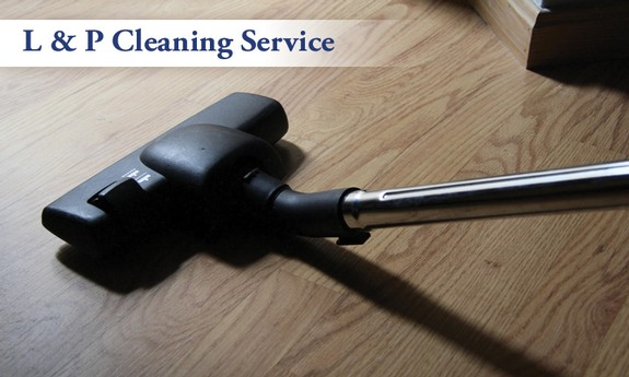 L & P CLEANING SERVICE
