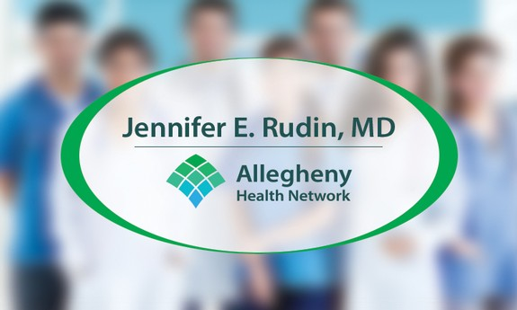 JENNIFER E. RUDIN, MD