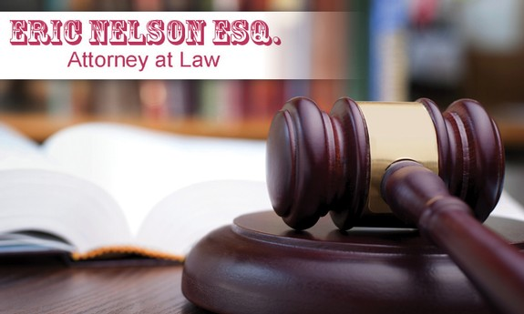 ERIC NELSON ESQ ATTORNEY AT LAW